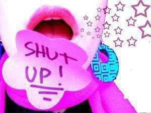 shut and let me goooo