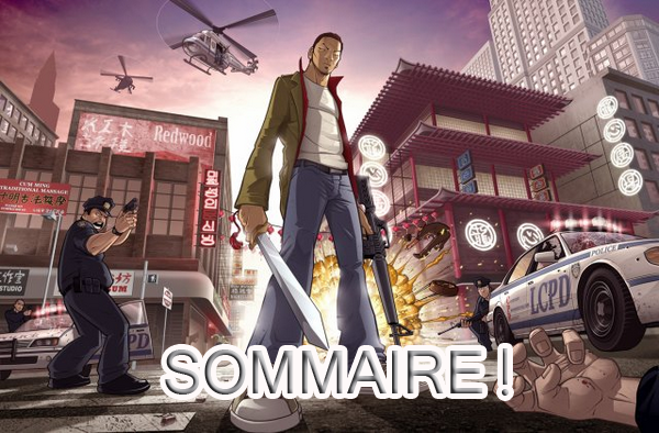 GTA Chinatown Wars - SOMMAIRE