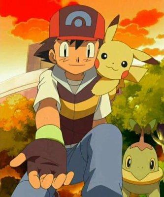 Votre personnage préféeé dans Pokémon !!