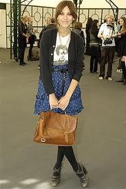 Quel tenue d'Alexa Chung préfère-tu ?