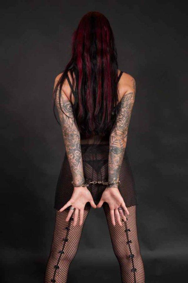 tatoo and sexy girl