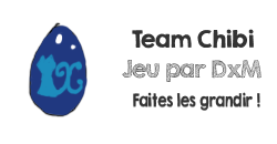 Mon profile TEAM CHIBI