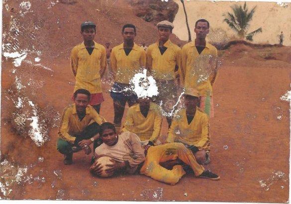Anciens joueurs de M'beni