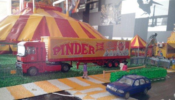 Nouveauté maquette Pinder été 2014