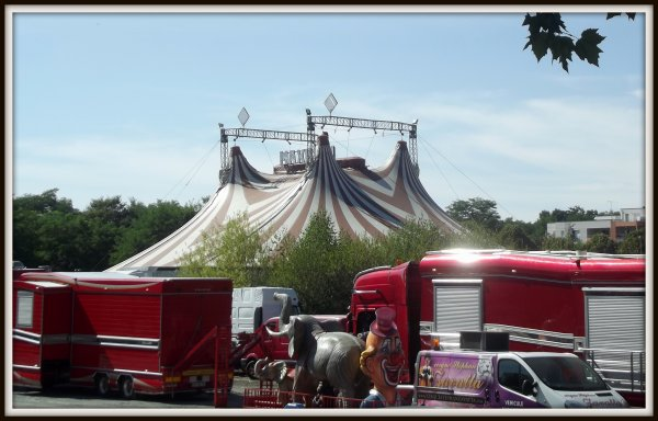 Cirque Maximum à La Roche sur Yon Septembre 2016 (4)