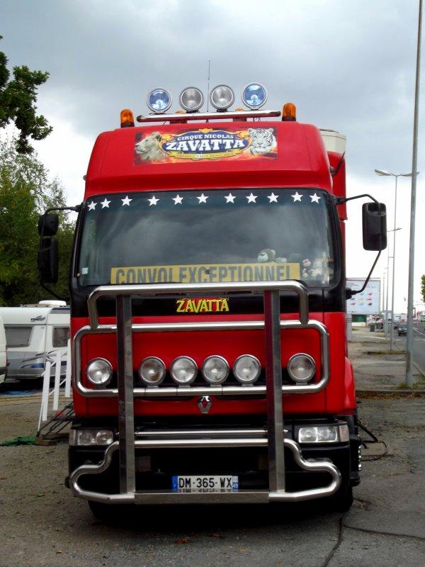 cirque Nicolas Zavatta à la Roche sur Yon octobre 2016 (3)