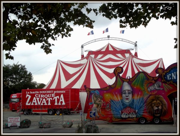 cirque Nicolas Zavatta à la Roche sur Yon octobre 2016 (4)