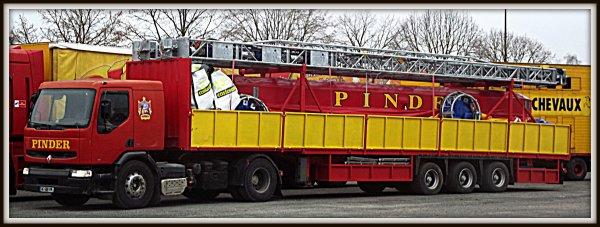Arrivée cirque Pinder Poitiers février 2017 (3)