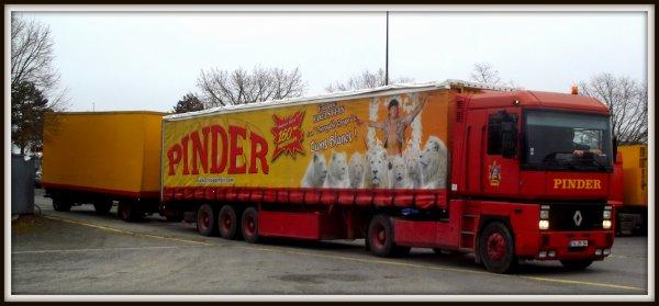 Arrivée cirque Pinder Poitiers février 2017 (4)