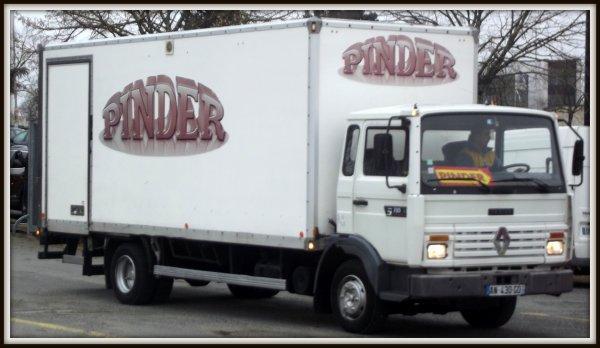 Arrivée cirque Pinder Poitiers février 2017 (6)