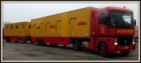 Arrivée cirque Pinder Poitiers février 2017 (7)
