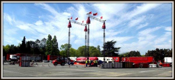 Montage cirque Bouglione à Nantes avril 2017 (7)