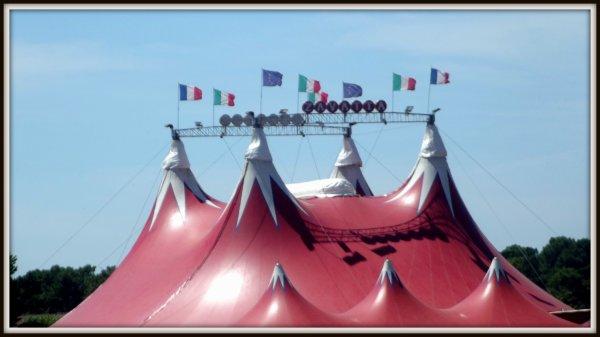 Le cirque Claudio Zavatta à la Tranche sur mer juillet 2017 (3)
