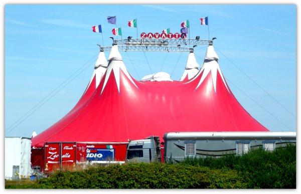 Le cirque Claudio Zavatta à la Tranche sur mer juillet 2017 (5)