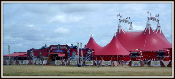 Le cirque Claudio Zavatta à la Tranche sur mer juillet 2017 (9)