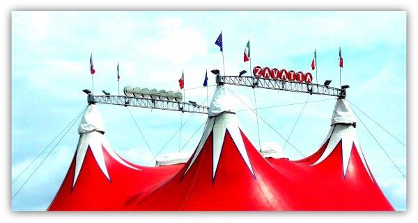 Le cirque Claudio Zavatta à la Tranche sur mer juillet 2017 (10)