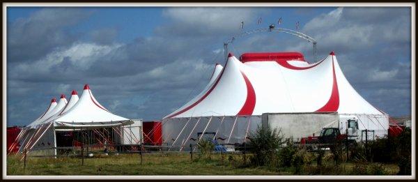 cirque Fantasia à Jard sur mer Juillet 2017