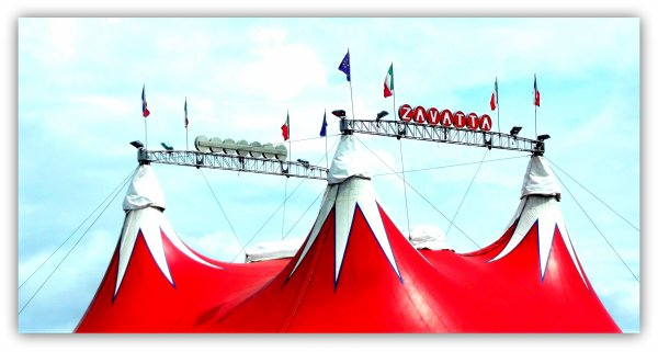 Le cirque Claudio Zavatta à la Tranche sur mer juillet 2017 (13)