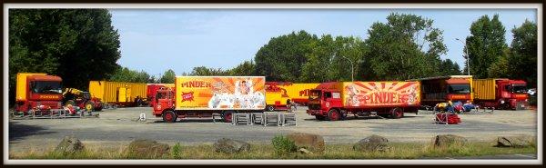 Arrivée du cirque Pinder à Saint gilles croix de vie août 2017 (6)