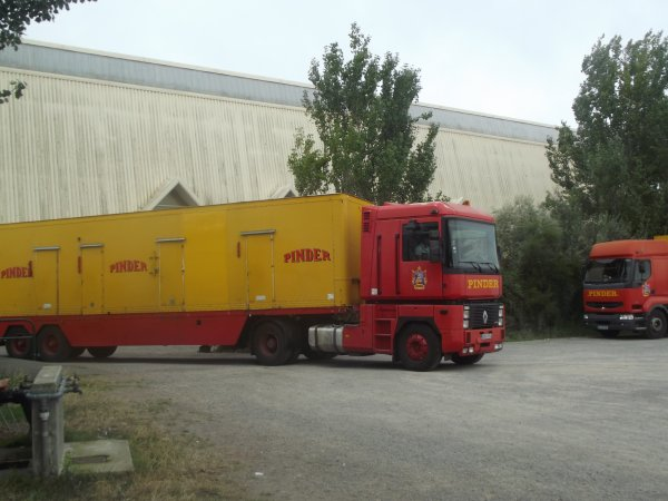 Arrivée du cirque Pinder aux Sables d'Olonnes août 2017 (4)