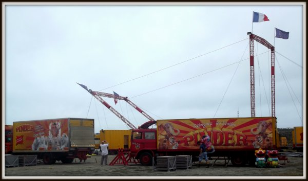 Arrivée du cirque Pinder aux Sables d'Olonnes août 2017 (6)