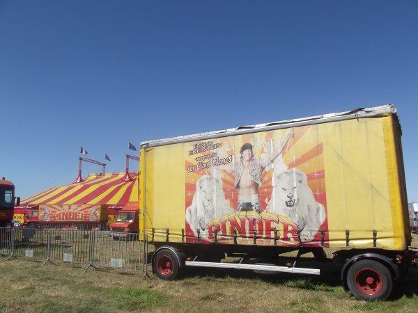 cirque Pinder à la Tranche sur mer août 2017 (2)