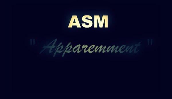 -- APPAREMMENT --
