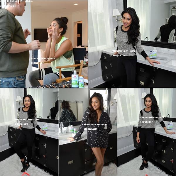 .  ♦Photoshoot:    Shay a récemment réalisé un photoshoot pour Biore Skincare..
