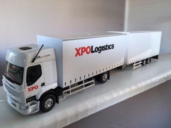 Premium 460 dXI XPO Logistics