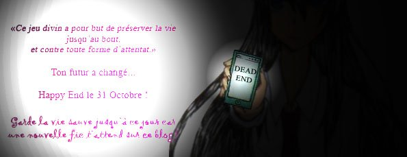 ♚ Nouvelle Fiction ! ♚