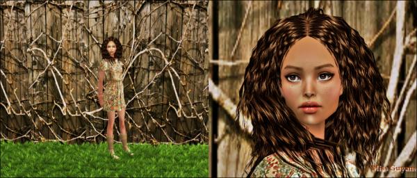 Miss Sims 2013 : Miss Guyane remporte le titre... sans que sa créatrice le sache.