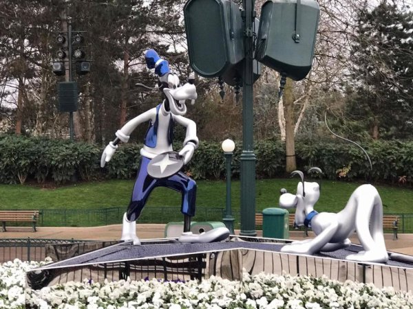 25 ans de disneyland paris
