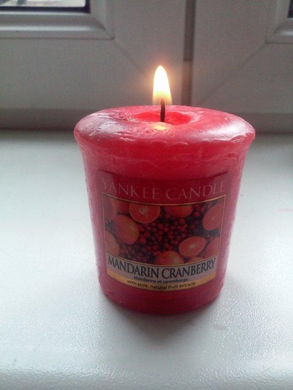 """ Mandarin Cranberry """