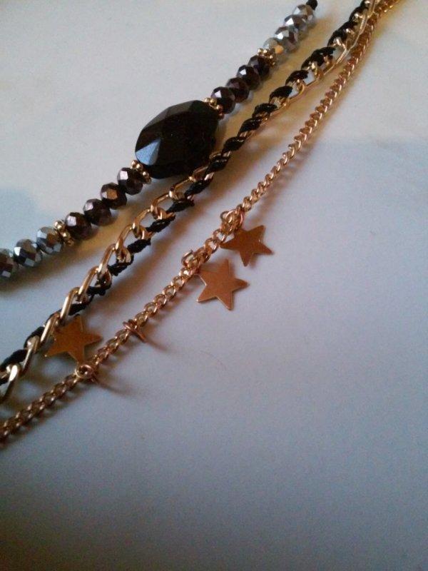 3 petits bracelets ! <3