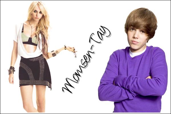 """;""""Je n'ai aucune idée de qui est Justin Bieber...""""  -Taylor Momsen ;"""