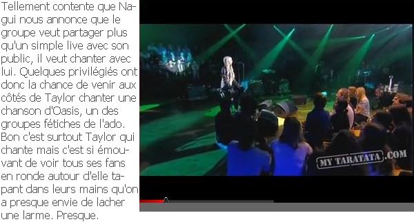 _Le premier live des Pretty Reckless en France !
