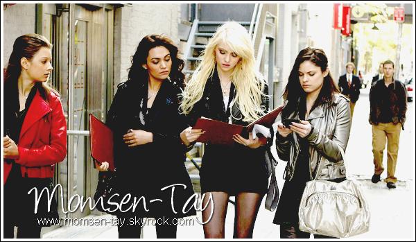 .Taylor de retour dans Gossip Girl ? Ca semble mal parti...