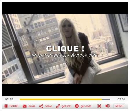 .Interview pour Marie-Claire où on découvre 10 choses qu'on ne savait (soit-disant) pas sur Taylor