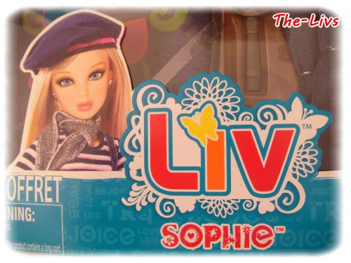 L'ouverture de Ma Liv Sophie =)