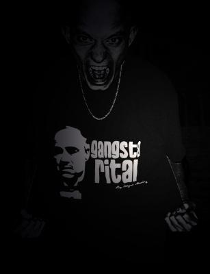 T-SHIRT GANGSTA RITAL DISPONIBLE !!!