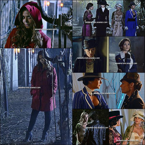 . Découvrez les stills de l'épisode 4x13 de Pretty Little Liars !  Date de sortie: le 22 oct. sur ABC Family.