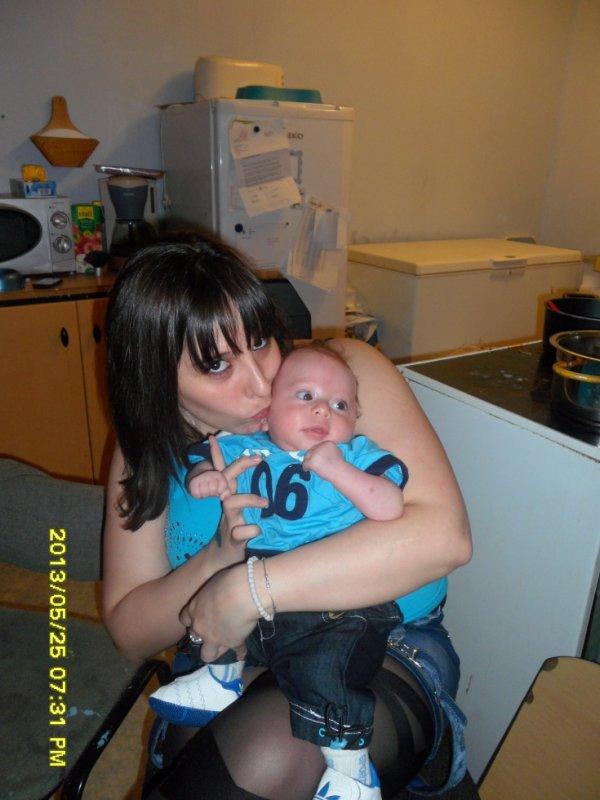 Moi et mon baby