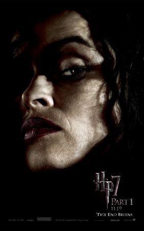 Bellatrix Lestrange, Scabior, Fenrir Greyback