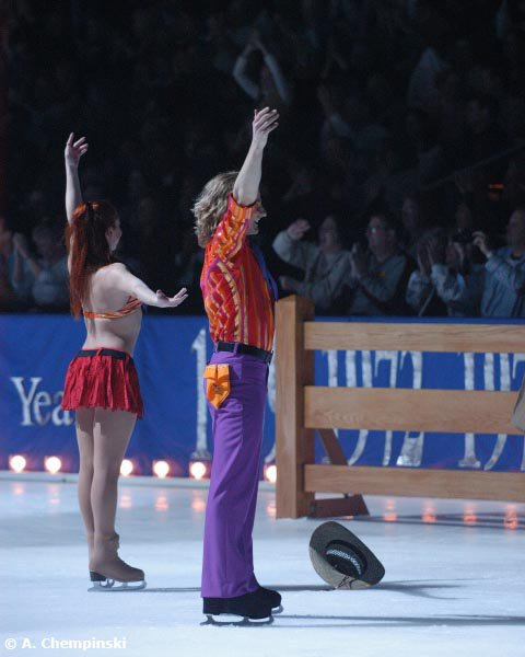 gwendal champion on ice 2004