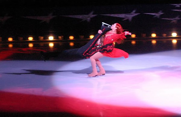 gwendal champion on ice 2008