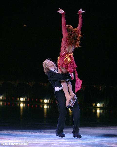 gwendal champion on ice 2008