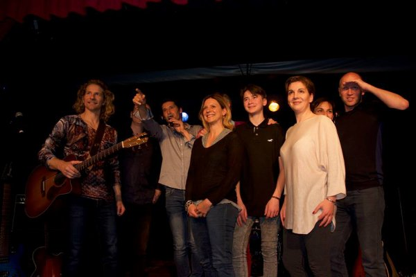 Gwendal en concert au nez rouge part 2
