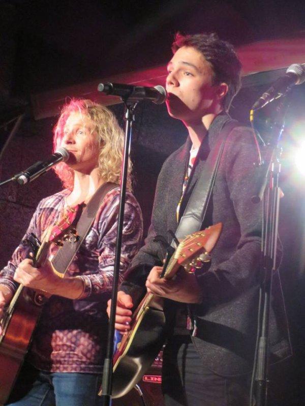 Gwendal en concert au nez rouge part 7