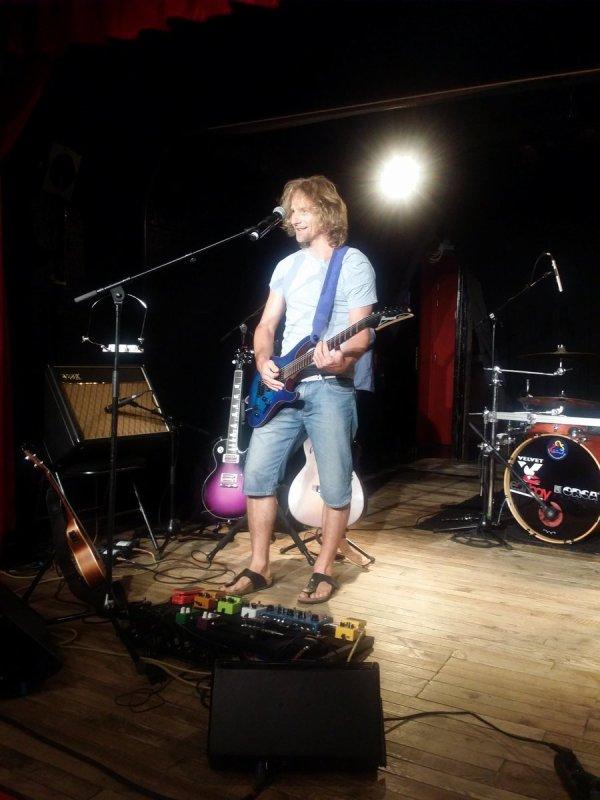 Gwendal en concert au nez rouge du 27/06/17