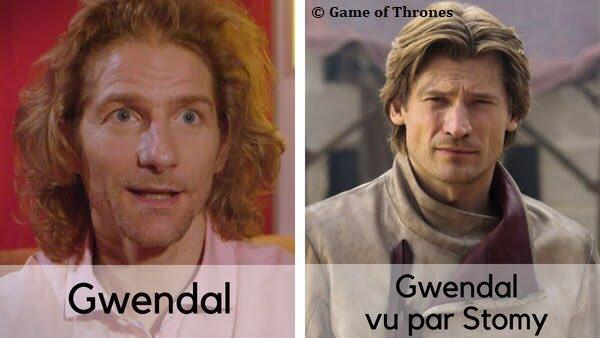 Gwendal dans THE ISLAND3